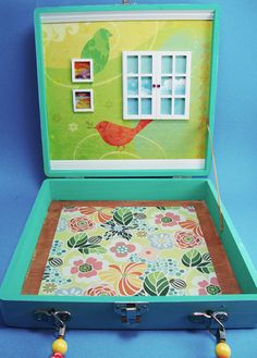 portable doll house for kids on the go!