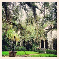 Ancient Spanish Monastery - photo by Dallas Photographer David Kozlowski (North Miami Beach, Florida)