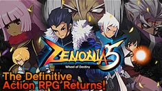 The latest in Gamevil's line of Zenonia RPGs, Zenonia 5, has been released on the iOS store for Apple devices. The title itself is free and is avialable for Apple devices only.