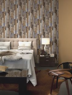 Ikea, Curtains, Bedroom, Home Decor, Collage, Wall Papers, Wood Slats, Murals, Paper Envelopes