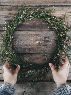 A Scandinavian Christmas Rosemary Wreath for Hygge homes. A Scandinavian Christmas Rosemary Wreath for Hygge homes. Noel Christmas, Little Christmas, All Things Christmas, Winter Christmas, Christmas Wreaths, Xmas, Christmas Crafts, Nordic Christmas, Christmas Music