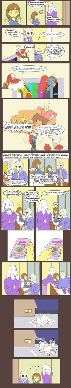 The burglar by GoalPuppet.deviantart.com on @DeviantArt I love the idea they bunk together XD i kinda wish Toriel and Asgore get back together... (the two goats)