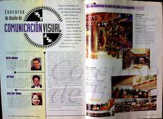 Concurso de Diseño de Comunicación Visual - Signs of the Time & Screen Printing