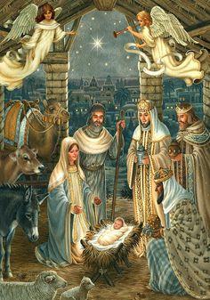 Sacra Galeria: Santo Natal do Senhor