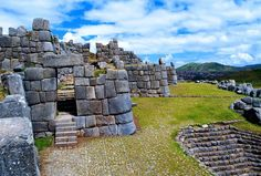 Cusco Sacsayhuaman, Peru.  We can't wait to go back and take our kids with us!