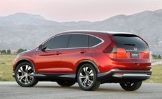 2018 Honda CRV Concept And Release Date