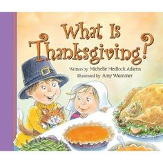 teach kids about the true meaning of thanksgiving