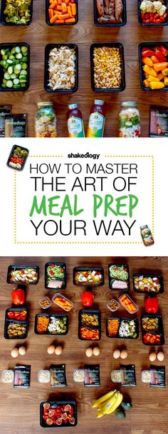 """Pin to Win""// Pin of the day! Repin for your chance to win a prize.  How to Master the art of meal prep! Shakeology // Meal Prep // healthy food // Healthy treats // vegetarian // Foods // Beachbody // Recipe // Morning // Lifestyle // Superfood // 21 Day Fix"