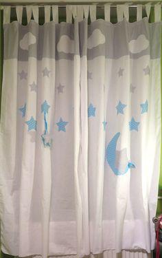Paire de rideaux 140 X 200 chaque rideau 190€