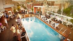 DNV Rooftop & Lounge