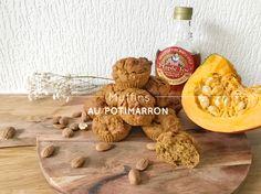 Muffins d'automne au potimarron   Ces muffins vont délicieusement parfumer votre intérieur et ravis vos papilles. A déguster avec un petit thé fumant ou un latte maison.   Muffins - recette d'automne - gateau rapide - goûter - potimarron - potiron -cannelle