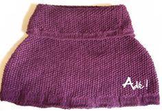 Knit Cowl, Knit Crochet, Capelet, Neck Warmer, Knitwear, Winter Hats, Beanie, Sewing, Women