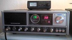 Uniden Washington CB Radio DX 4/09/12 - YouTube
