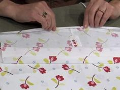 DIY Clothes DIY Refashion: Learn how to create easy, adorable dresses for little girls