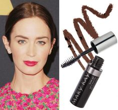 How to Get Perfectly Feathered Eyebrows Like Emily Blunt