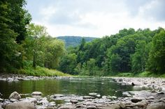 ottauquechee river east, woodstock VT