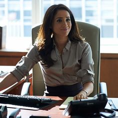 rachel zane outfits - Google Search
