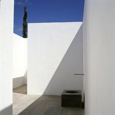Luz Cemetery / Pedro Pacheco + Marie Clément
