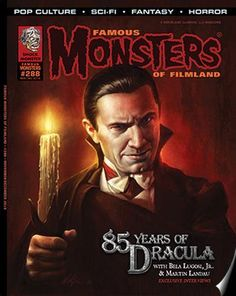 Famous Monsters of Filmland #288