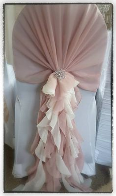 Pretty Bows, Ruffles and Bling - Winton Wedding and Event Hire