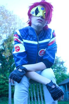 "Party Poison from My Chemical Romance's ""Danger Days: True Lives of the Fabulous Killjoys"". I love that album."