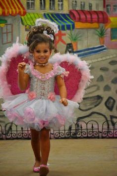 Pageant OOC - Outfit of Choice Angel - Cupcake Dress - Glitz