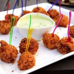 Deep Fried Mac n' Cheese...but only for those special occassions!