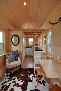 Poco by Tiny Living Homes - http://www.tinyhouseliving.com/poco-tiny-living-homes/