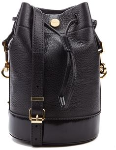 KENZO Women's Bike Mini Bucket Shoulder Bag Black