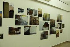 Nina Todorovic - Architecture of Memory - Installation (detail), 2013