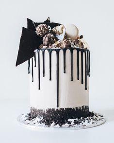 Nutella and Ferro Rocher inspired cake for a birthday boy!