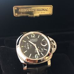 One for the serious collector, Panerai Luminor PAM90 #FullKit…
