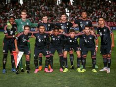 Team pic. Champions league