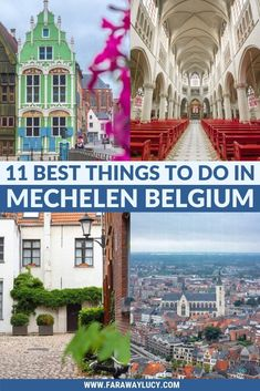 This travel guide shares the 11 best things to do in Mechelen, a small and picturesque city in Belgium that is big on charm and history! Europe Destinations, Europe Travel Guide, Travel Guides, Travelling Europe, Travel Hacks, Travel Packing, Travel Essentials, Budget Travel, European Vacation