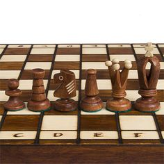 Unique chess sets. Get yours at http://www.chessbaron.ca/unusual-chess-sets.php