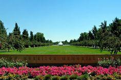 Ann Morrison Memorial Park in Boise, Idaho.