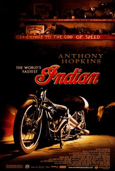 World's Fastest Indian, a nice little feel good film.