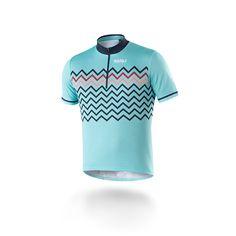 kalas16-biker-m-aqua-front cycling jersey
