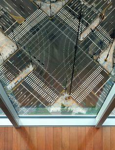 Willem Van Den Hoed - 1206 (park hyatt hotel, seoul), 2012, edition 7, c-print diasec perspex aluminium, 120x92cm