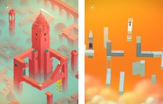 Beatiful, Monument Valley game for free.