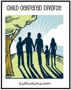 Eight ways to support your child through a #divorce - #parenting #earlychildhood