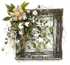 Hey, I found this really awesome Etsy listing at https://www.etsy.com/listing/530338441/cotton-boll-wreath-cotton-wreath-spring