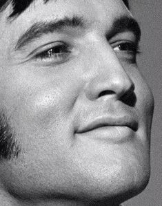 I love this photo of ELVIS! He is happy. I see the twinkle in his eyes. He is beautiful with that smile. I wish you were my Father