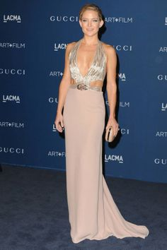 Kate Hudson  What: Gucci Where: LACMA 2013 Art+ Film Gala honoring Martin Scorsese and David Hockney