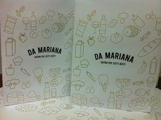 Da Mariana Packaging Design by Sergiu Naslau Packaging Design, Mariana, Package Design, Design Packaging