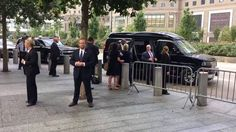 Hillary Clinton 'faints' at 9/11 memorial Dragged into her SUV by US Sec...