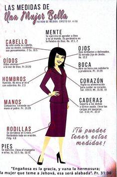 Resultado de imagen para el caracter de la mujer virtuosa pdf #mujerescristianas #consejoscristianosmatrimonios