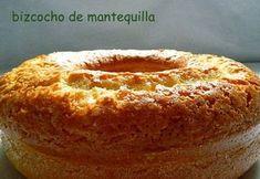 las recetas de mi abuela: BIZCOCHO DE MANTEQUILLA