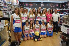 Club Baloncesto Santa Cruz - Equipo Cadete Femenino 2ª División