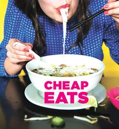 Willamette Week's 2013 guide to the best cheap restaurants in Portland, listed alphabetically. Portland Oregon, Portland Eats, West Coast Road Trip, Good And Cheap, Summer Travel, Along The Way, Places To Eat, Pacific Northwest, The Fresh